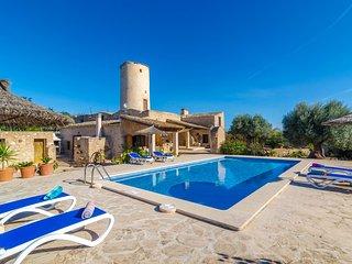 MOLI DEN NICO - Villa for 6 people in Porreres - Porreres vacation rentals