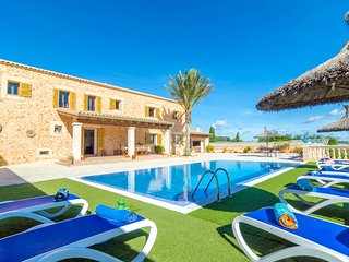 SA TAPIA - Villa for 9 people in Porreres - Porreres vacation rentals