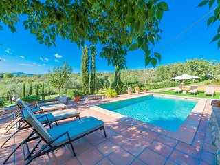 BUNIOLINS - Villa for 6 people in Bunyola - Bunyola vacation rentals