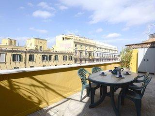 TOP FLOOR APT m2 120 with lift - St. John Lateran Basilica - Rome Centre - Rome vacation rentals