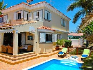 Villa with private pool in Maspalomas, Satellite Tv, WiFi - Maspalomas vacation rentals