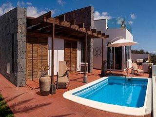 Panoramic views, private pool - Alajero vacation rentals