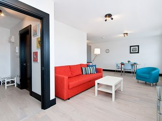 Beautiful spacious one bedroom apartment with sofa bed - London vacation rentals