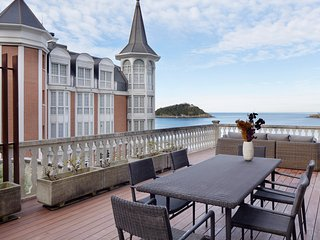 Miraconcha Terrace by FeelFree Rentals - San Sebastian - Donostia vacation rentals