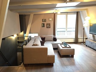 Romantic Jordaan apartment,  just 5 minutes walk from the Center - Amsterdam vacation rentals