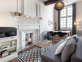 TY SAUVEUR, très bel appartement - 1 chambre - centre historique Rennes - Rennes vacation rentals