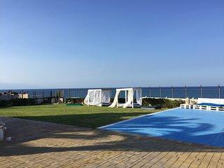 Mare di Augusta VILLA SICILY FRONTE MARE primo p. - Augusta vacation rentals