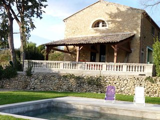 Holiday house France with private pool, close to Beziers, sleeps 6 - Murviel-les-Beziers vacation rentals