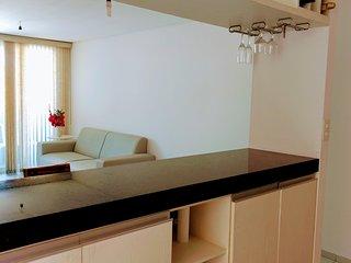 Apartamento 75m2 2 quartos a 100m do mar na praia do Bessa - Joao Pessoa vacation rentals
