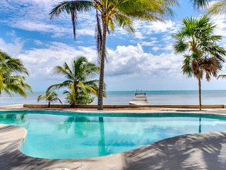 Perfect Villa with Deck and Internet Access - San Pedro vacation rentals