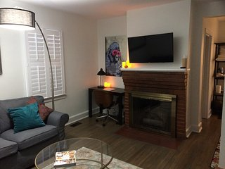 3 Bedroom, Freshly Renovated Cottage in Downtown Raleigh - Raleigh vacation rentals