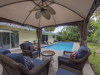 4BR, 2BA Fort Lauderdale Home - Pool & Tropical Oasis – Near the Ocean - Fort Lauderdale vacation rentals