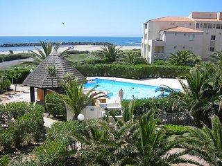 Superbe appartement front de mer Cap d'Agde - Cap-d'Agde vacation rentals