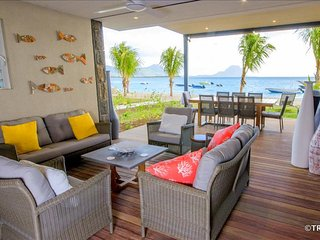 LEDE Beachfront Apartment in Tamarin - Black River vacation rentals