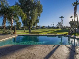 Desert Mountain View Oasis with Saltwater Pool/Spa Fairway View close to - Bermuda Dunes vacation rentals
