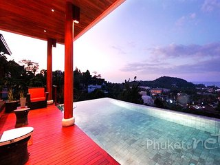 Thai-style Sea View Villa in Surin - Surin Beach vacation rentals