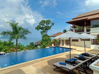 4 bedroom Villa with Private Outdoor Pool in Patong - Patong vacation rentals