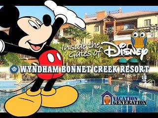 Bonnet Creek Resort ツ 1BR SLEEPS 4 Wyndham Condo! - Orlando vacation rentals