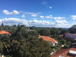 Spectacular Views from Spacious 2 Bed - Bellevue Hill vacation rentals