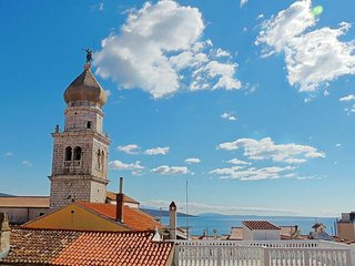 12501 Lovely apartment located in old town - Krk vacation rentals