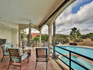 Gorgeous 4BR, 2.5BA Lago Vista Home with Pool, Hot Tub & Great Room - Lake Travis vacation rentals