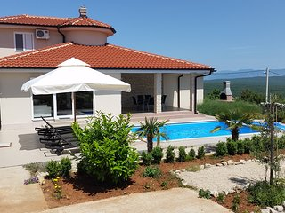 Beautiful 3 bedroom Villa in Krk - Krk vacation rentals
