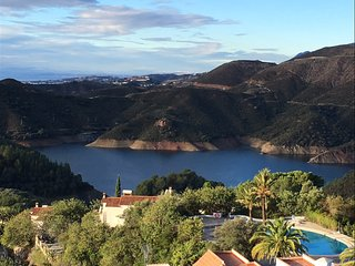 Luxury Penthouse with Amazing Lake, Mountain and Sea views - Istan vacation rentals