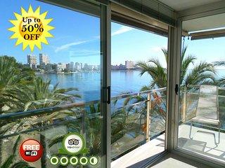 5293334 - Sunrise on Sea - Alicante vacation rentals