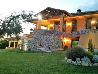 Nice Villa with Deck and Internet Access - Sant'Angelo Romano vacation rentals
