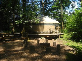 1 bedroom Yurt with Parking in Forest Row - Forest Row vacation rentals