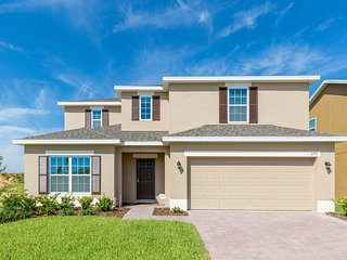 Laurel Estates- Brand New 5 Bed Pool Home - Just 15 Mins To Disney (276-LAUR) - Davenport vacation rentals