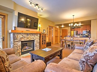 NEW! 2BR Copper Mountain Condo in Center Village! - Frisco vacation rentals