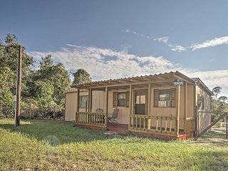 NEW! 1BR Umatilla Cabin in Ocala National Forest! - Umatilla vacation rentals
