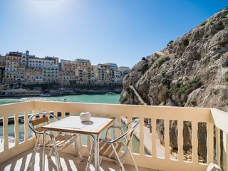 Luxury seafront apartment in quaint seaside village - Xlendi vacation rentals