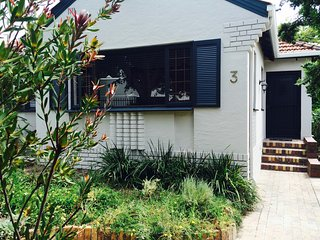 Lovely Quaint House in Beautiful Garden Setting - Newlands vacation rentals