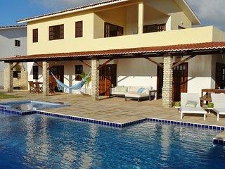 Casa de praia Imperial vista ao mar com piscina e banheiras privadas - Touros vacation rentals