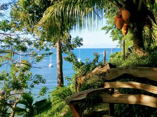 Steps to the sea and panoramic views. - Kingstown vacation rentals