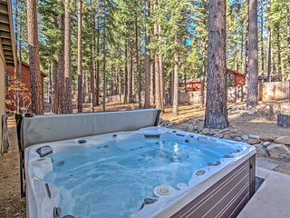 NEW! 4BR Incline Village House w/ Private Hot Tub! - Incline Village vacation rentals