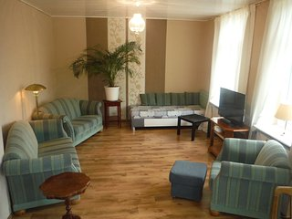 SUITE 98m2 4-6 Betten nahe LANDSCHAFTSPARK, DUSSELDORF-Expo 65 Min, ESSEN 35 Min - Duisburg vacation rentals
