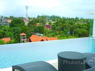 2-Bed Penthouse w/ Private Pool Roof Terrace - Kamala vacation rentals