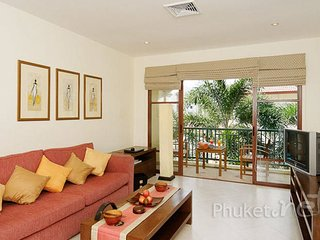 Pool View 2 Bed Apartment in Bangtao - Kamala Beach vacation rentals