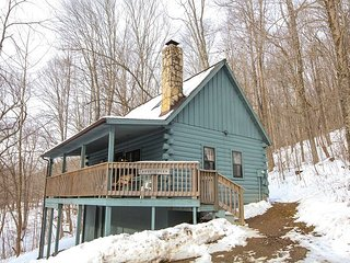Peaceful Hocking Hills Cabin Rental - South Bloomingville vacation rentals