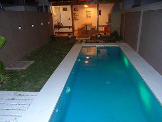 Claremar Casa frente al mar, hasta 10 pers. en Mar del Plata, Faro Norte - Mar del Plata vacation rentals