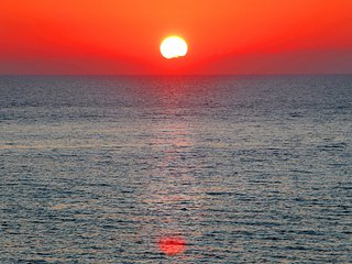 BEACHFRONT PENTHOUSE LUXURY OCEAN FRONT CONDO NEW INSIDE GORGEOUS SUNSETS - Indian Rocks Beach vacation rentals
