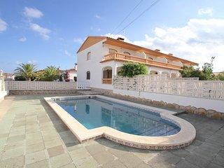 C43 RUSTIC adosado con jardín privado y piscina - Montroig vacation rentals