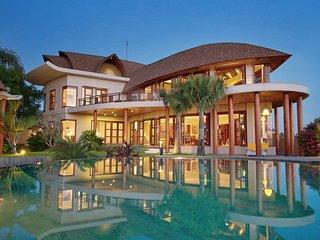 Luxury 5 Bedroom Villa at Jimbaran Cliff - Jimbaran vacation rentals