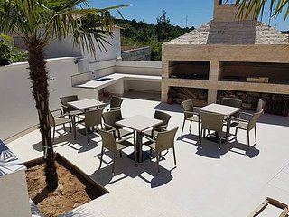 Marino Z43 ap. for 6 people with a pool - Novalja vacation rentals