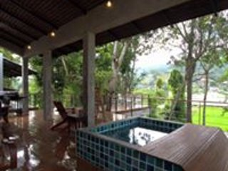 Luxury Villa Tammatari in Mae Rim Mountains of Chiang Mai - Mae Rim vacation rentals