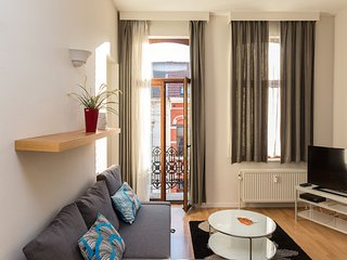 Patriotes Italy - Beautiful 80sqm in EU quarter - Brussels vacation rentals