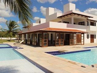 Casa de praia acomoda 24 idela para eventos c hospedagem, piscinas e banheiras - Touros vacation rentals